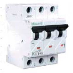 Автомат 3п 4А PL6-B4/3-RU